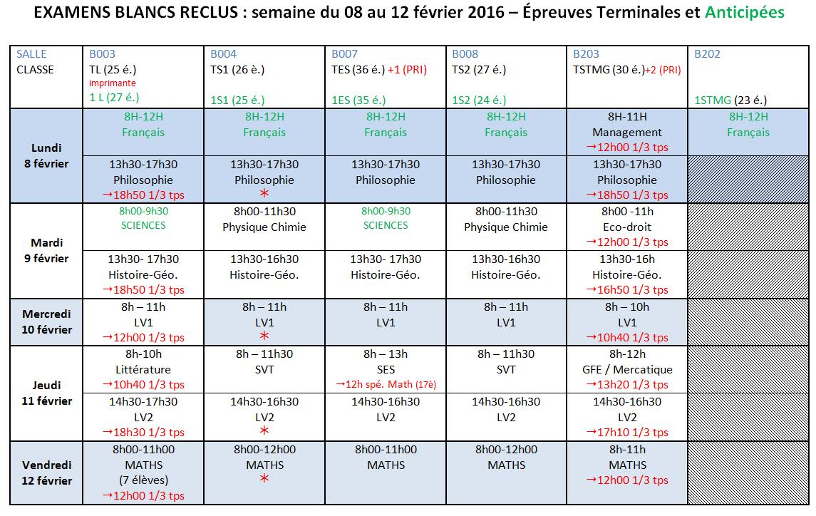 2016 Examens_Blancs_Reclus