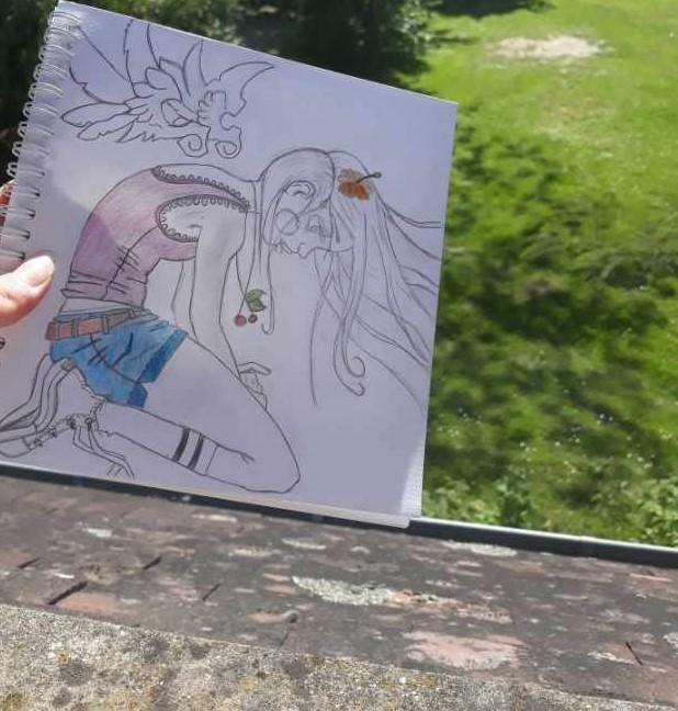 2D Malinowski Tania - réalité augmentée
